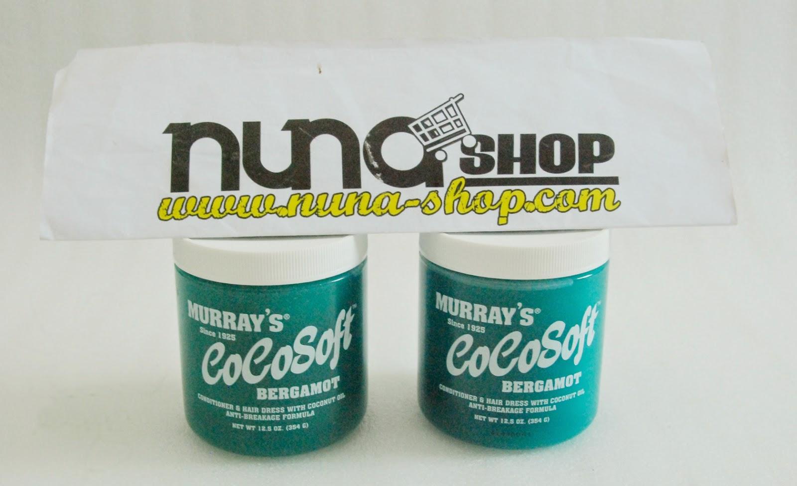 Jual Murray's Cocosoft Bergamot Pommade 354gr