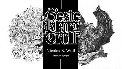 [Codex Poeticus] Klarg le Troll, par Nicolas B. Wulf KlargLeTroll_NicolasBWulf_Page_01