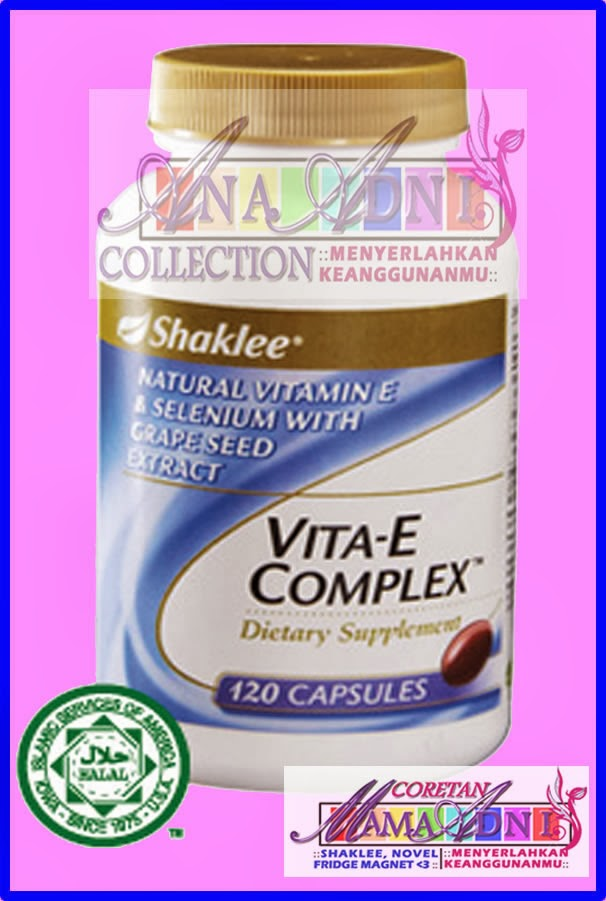 GLA Complex Shaklee membantu mengecutkan fibroid