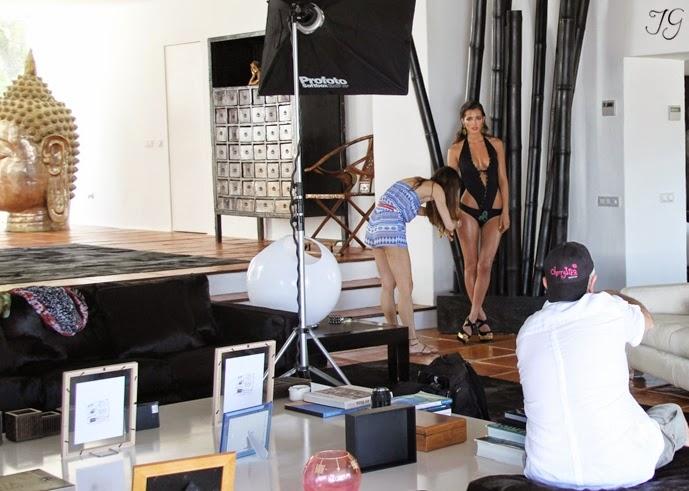 """Making of: """"Malena Costa"""", para CherryLips Swimwear"""