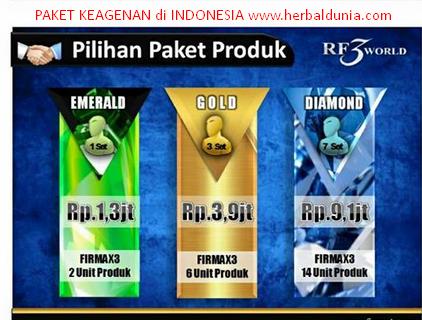 PAKET KEAGENAN FIRMAX3