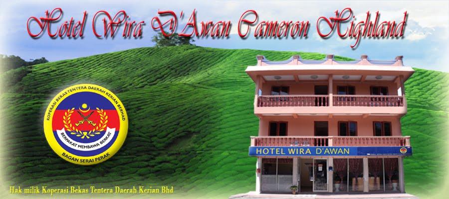 Hotel Wira D'Awan Cameron Highland