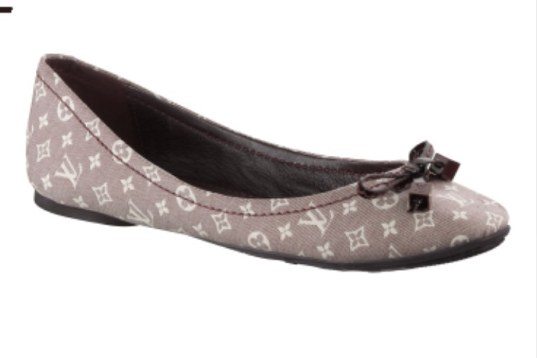 Louis Vuitton le ballerine Flat