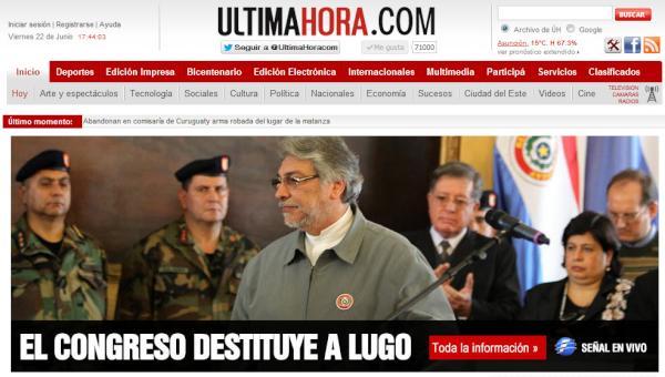 A cinco años: ¿Por qué destituyeron a Fernando Lugo?