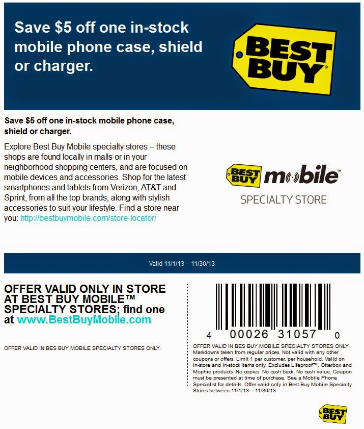 Best Buy Coupons January 2015