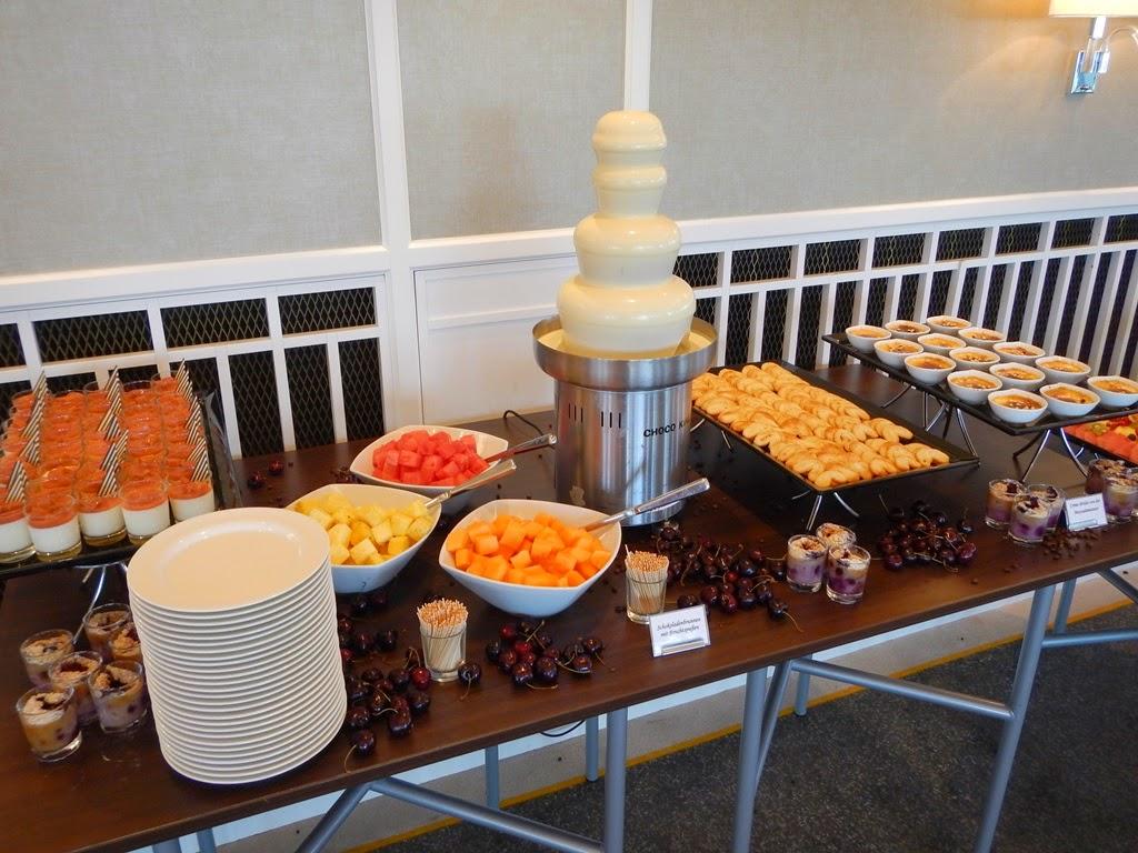 Hilton Munich Park desserts