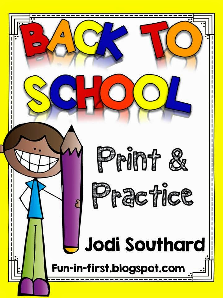 http://www.teacherspayteachers.com/Product/Print-and-Practice-Back-to-School-1370299