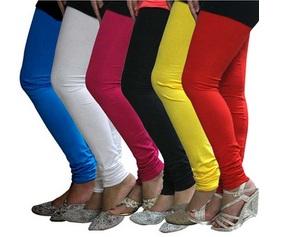 Brandtrendz Multicolor Leggings Pack Of 6