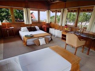 Harga Kamar Villa Aman Adem - Vila dua kamar domestik