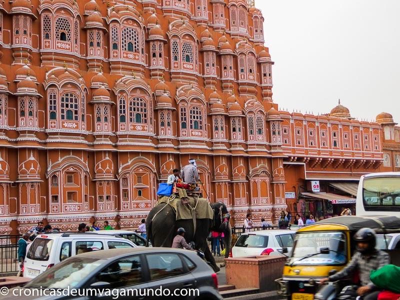 Ruas de Jaipur_India