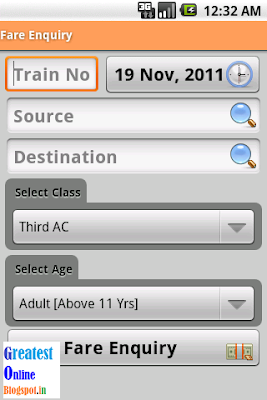 Indian Smartphone Users Must Have Android Apps India Rail Info