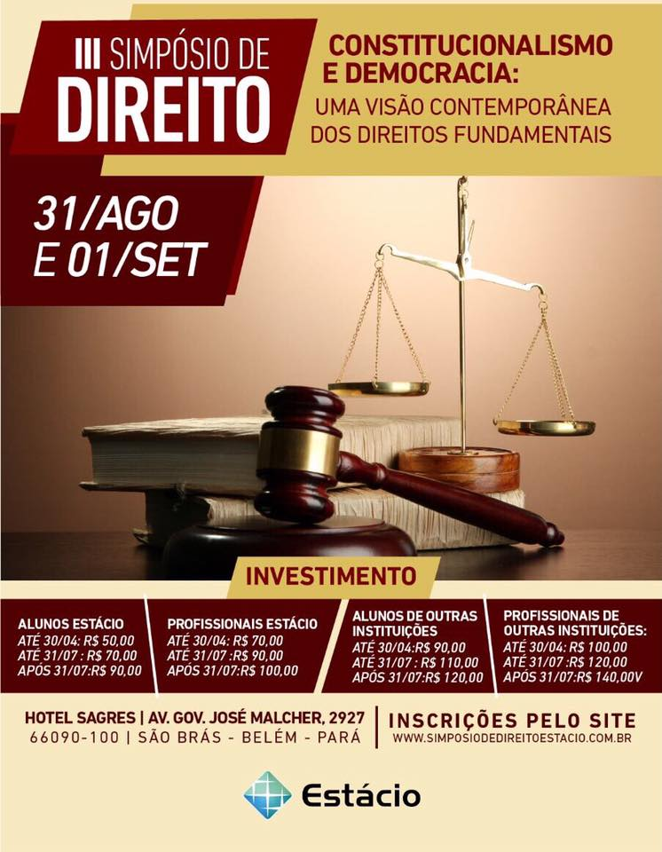 III SIMPÓSIO DE DIREITO