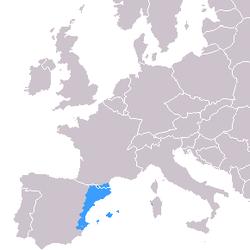 スペイン侵略でゲソ: カタルーニ...