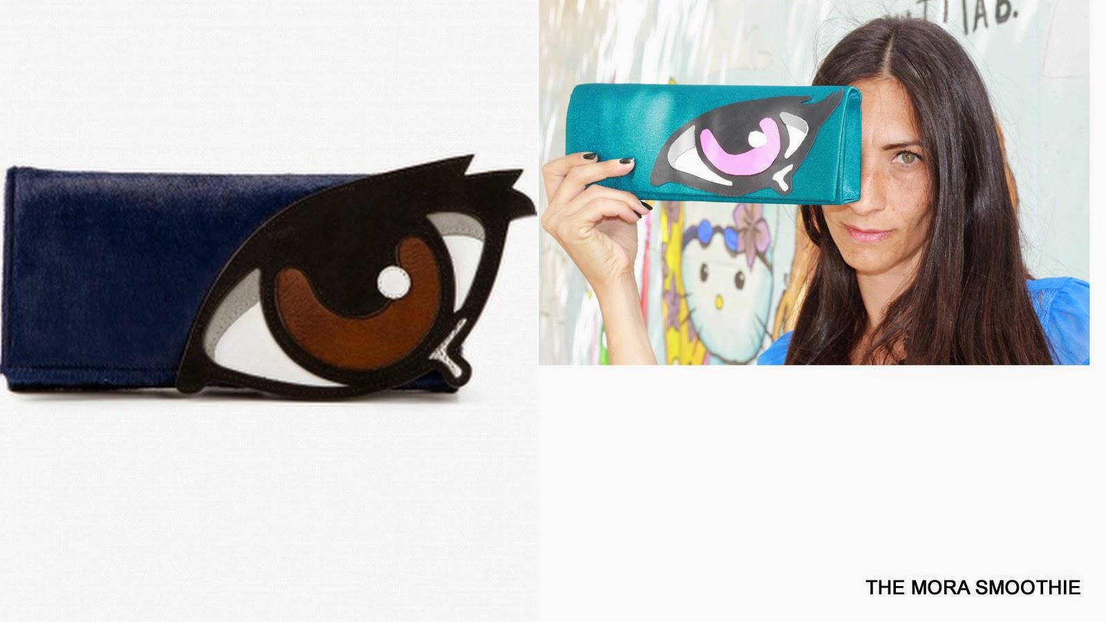 diy, diyblogger, diyblog, fashiondiy, fashionblog, fashionblogger, themorasmoothie, eye, eyes, bag, fashion bag, diy bag, tutorial, tutorial bag, diy pierre hardy, pierre hardy, shopping, craft, diyproject, diycraft,