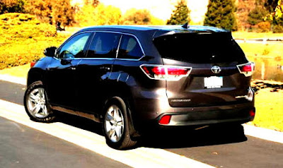 Toyota Highlander 2014 Review