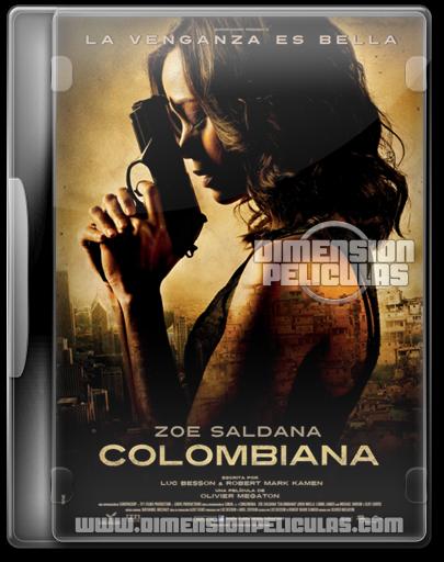 Colombiana (DVDRip Inglés Subtitulado) (2011)