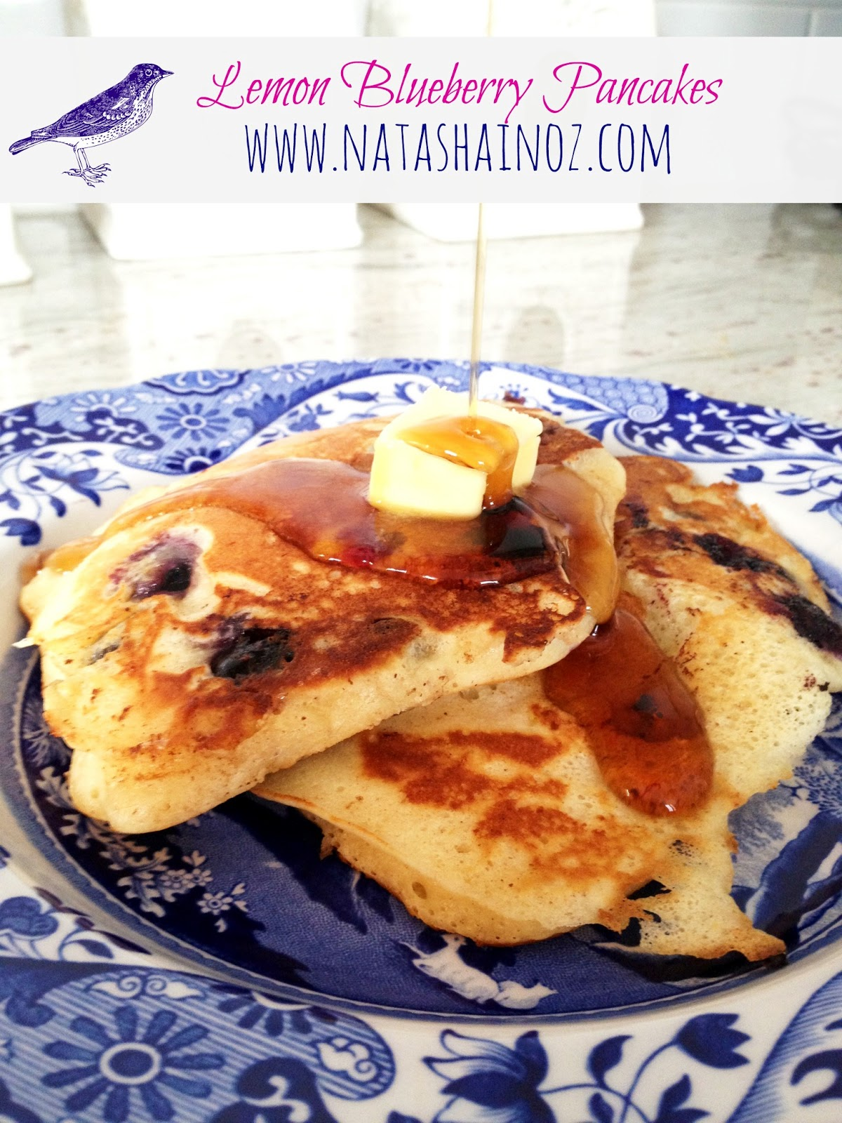 lemon blueberry pancakes 406 x 305 jpeg 33kb lemon blueberry pancakes ...