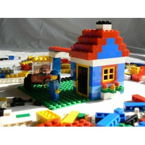 [LEGO ] LEGO Ultimate Building Set - 405 Pieces (6166) Reviews