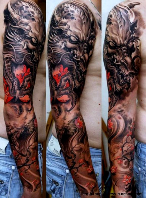 Japanese Sleeve Tattoos on Pinterest  Japanese Sleeve Irezumi