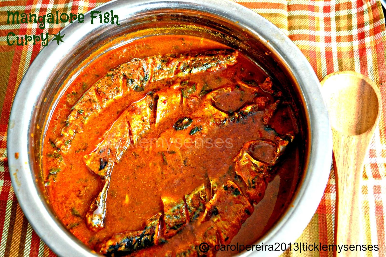 Tickle my senses simple mangalore style fish curry without coconut simple mangalore style fish curry without coconut forumfinder Choice Image