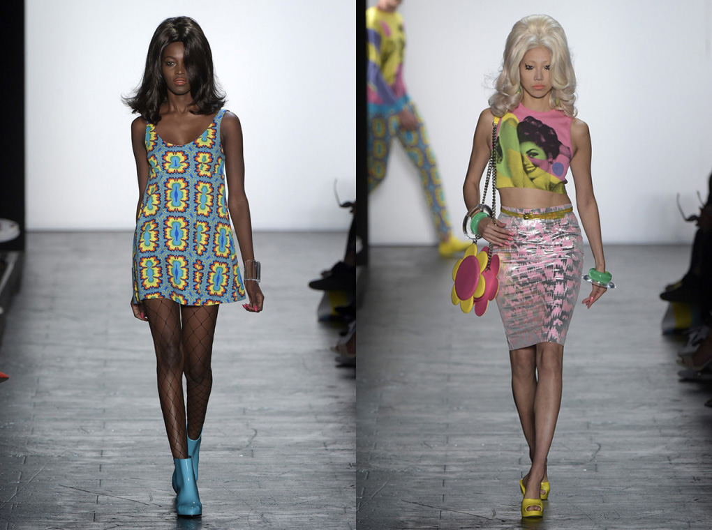 Eniwhere Fashion - Jeremy Scott - Spring/Summer 2016
