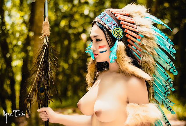 Em gái miền sơn cước Vietnamese-model-vietnamese-aborigines-girl-nude-model%2B%25286%2529