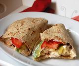 Chicken & Avocado Wrap