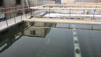 Effluent Treatment Plant -ETP plants in Bangladesh