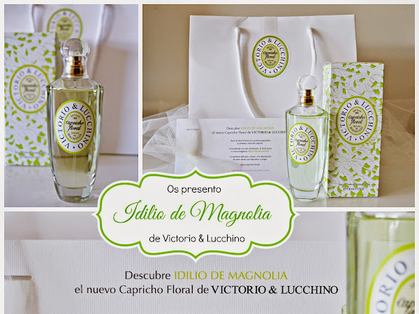 Idilio de Magnolia de Victorio & Lucchino