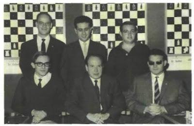 Club Ajedrez Alcoy, Campeones de España en 1965