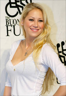 Anna Kournikova Hairstyles and Tattoo Pictures