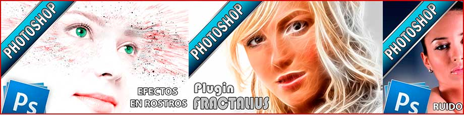 Ruido,Iluminación y sombras en photoshop...