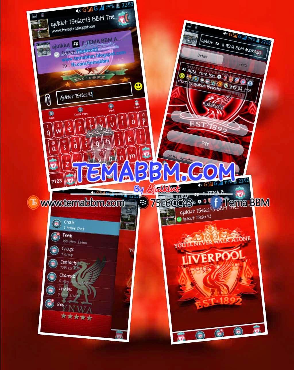 BBM MOD Liverpool