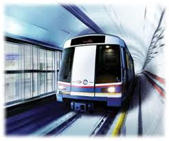 foto ilustrasi MRT