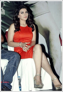 Actress Hansika Motwani  Pictures at Singam 2 Movie Press Meet  0048