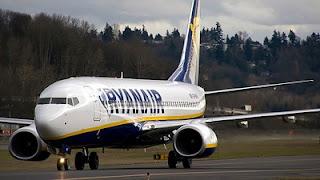 Premier avion de Ryanair à Vatry