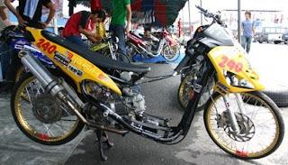gambar motor keren