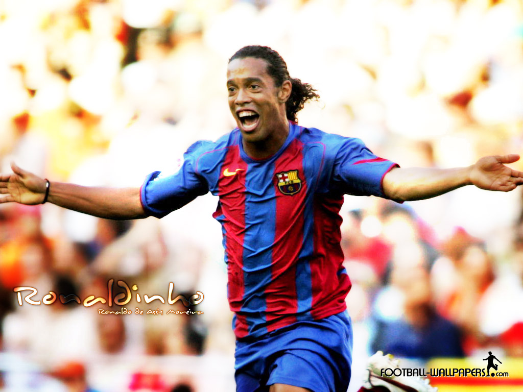 My Best Wallpapers: Ronaldinho wallpaper