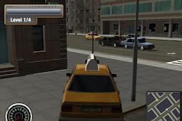 New York City Taxi Simulator