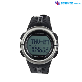 Jam Tangan Heart Rate 3 In 1