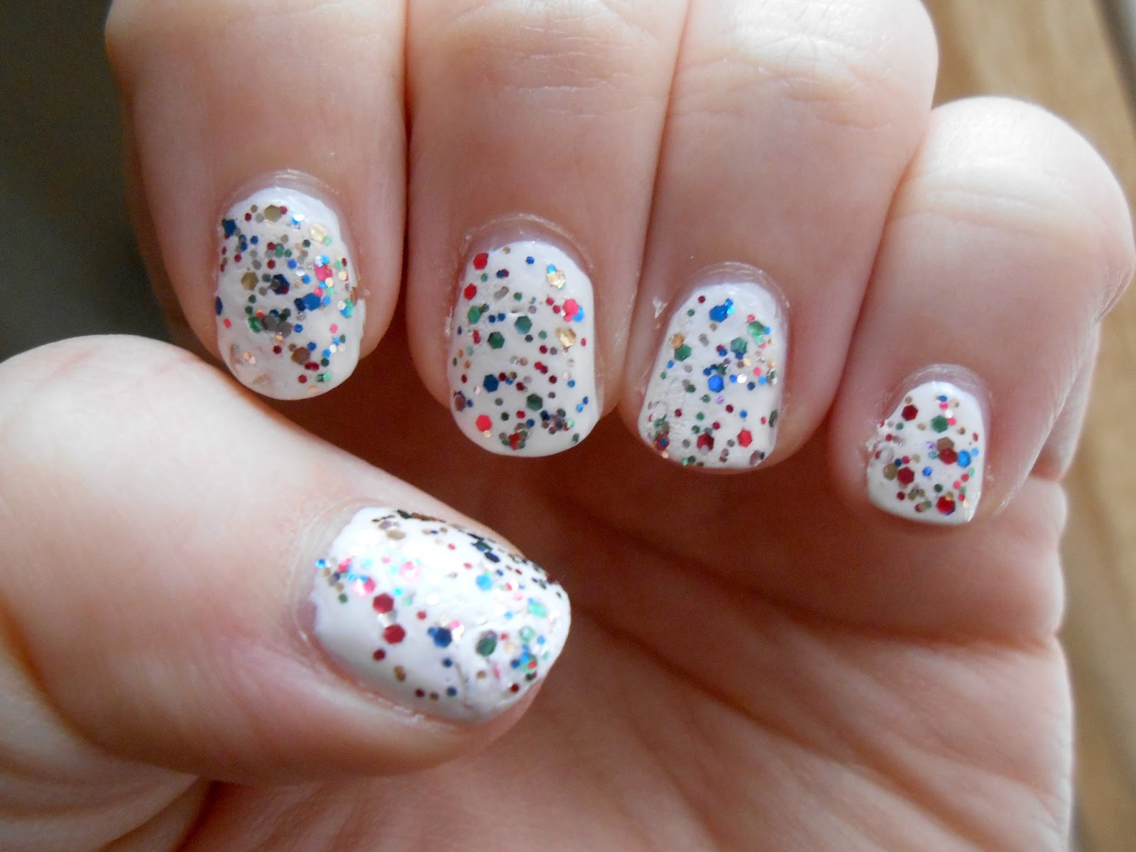 Peachy Curves: NOTD: Technic Carnival \