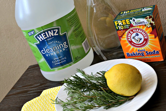 Heinz Cleaning Vinegar, chemical free cleaning, #HeinzVinegar