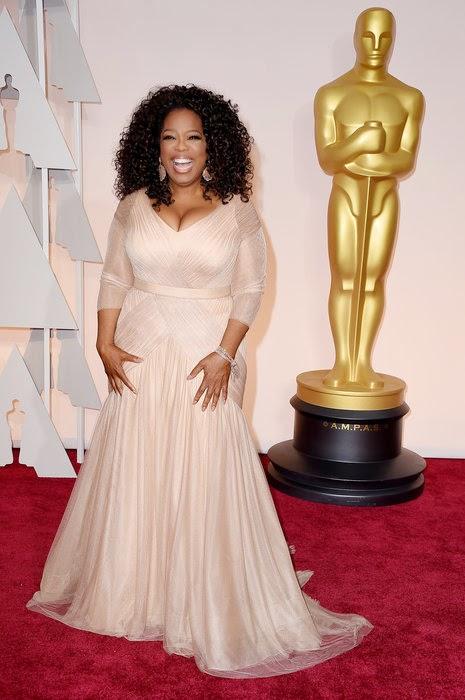 Oscar 2015 Oprah Winfrey
