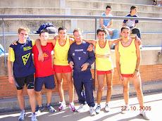 Grup entreno temp 2005-2006