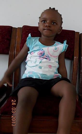 Mapochi Side: HAPPY BIRTHDAY BABY VERONICA AMULI