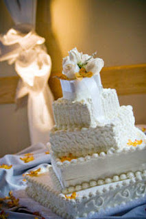 Delicious Buttercream Wedding Cakes Pictures