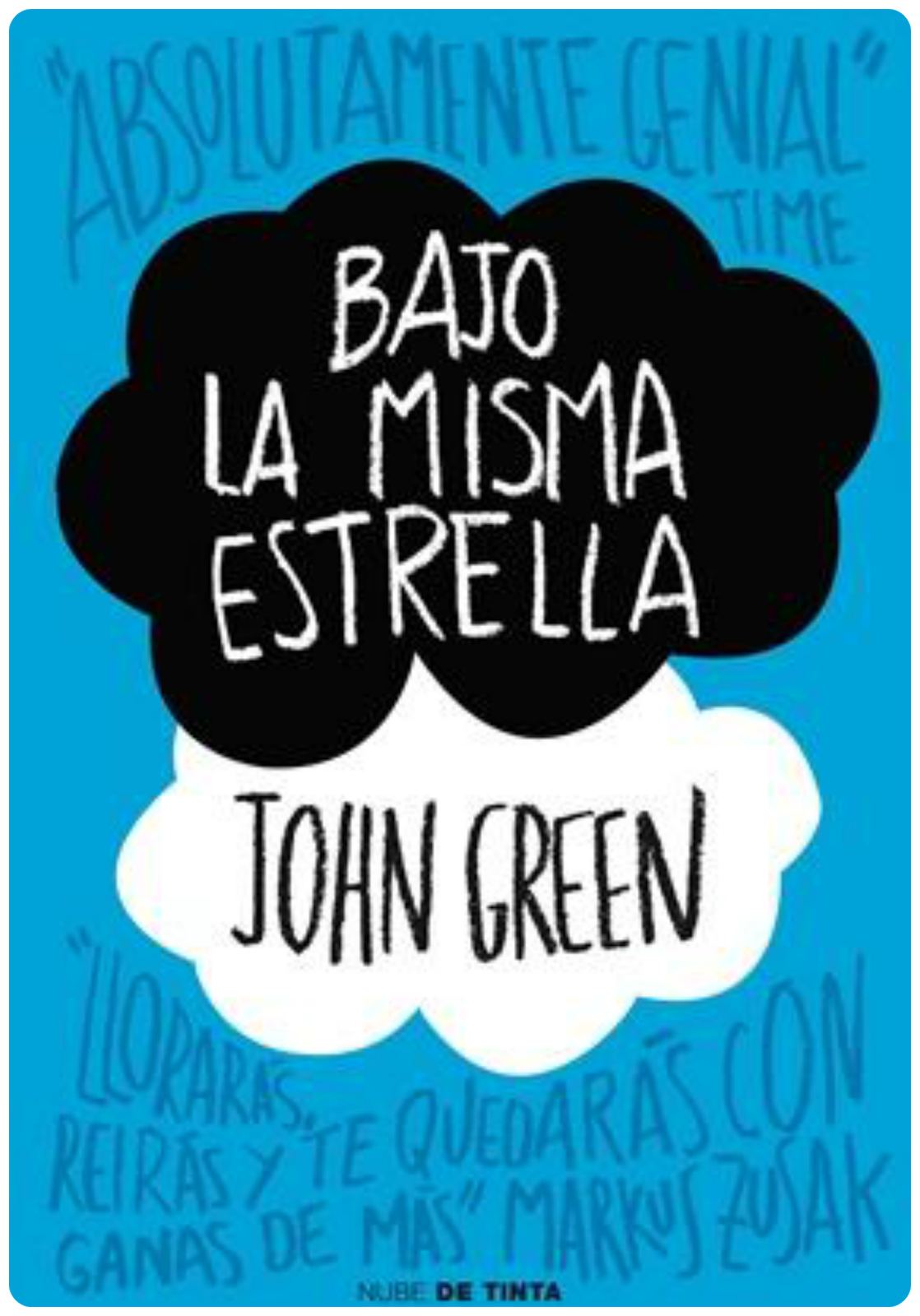 The fault in our stars - Bajo la misma estrella - John Green - Hazel Grace Lancaster, Augustus Waters