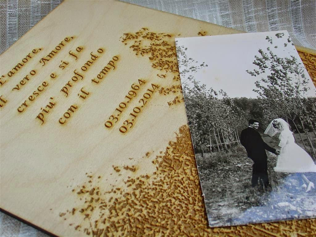Creativa officina foto incise su legno for Cerco cose vecchie in regalo