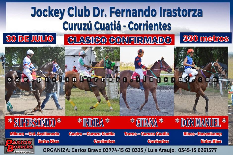 CURUZU CUATIA 30 - 330