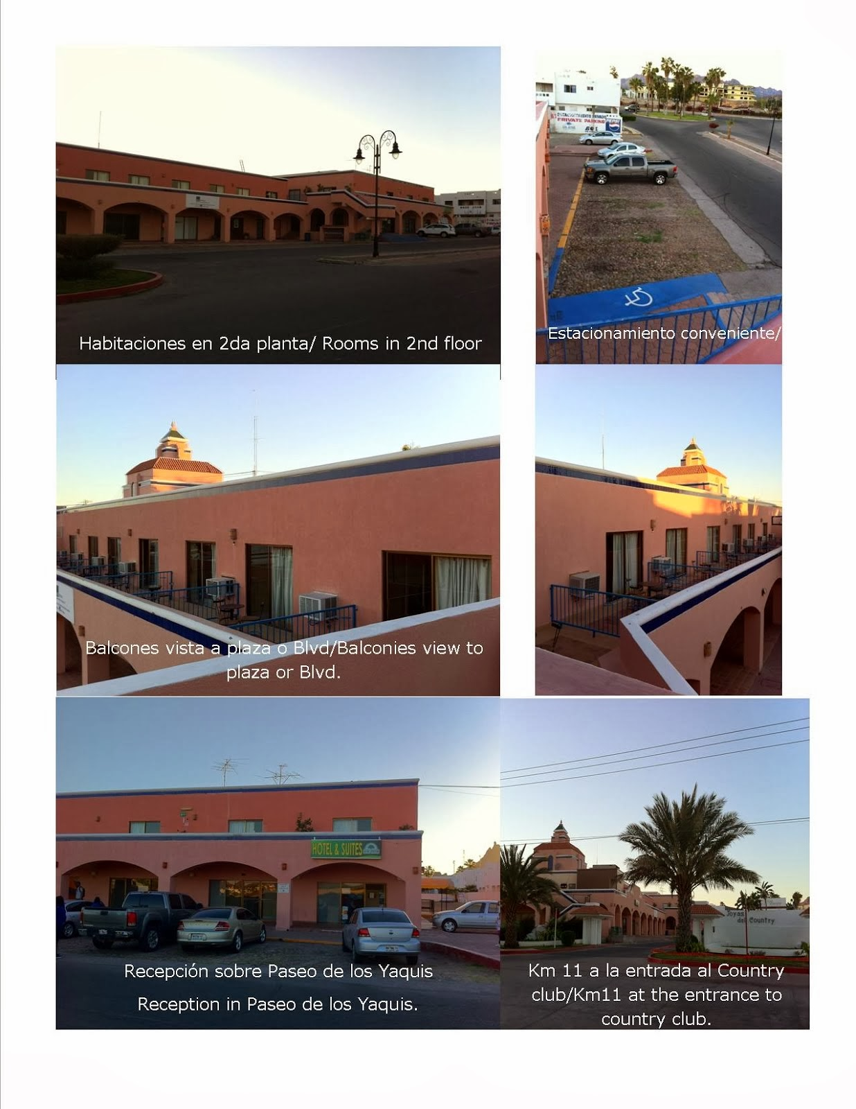 Hostales Y Hoteles En M Xico Febrero 2014 # Muebles Ejido San Carlos
